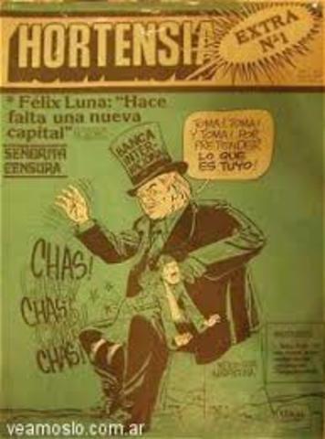 Revista Hortensia
