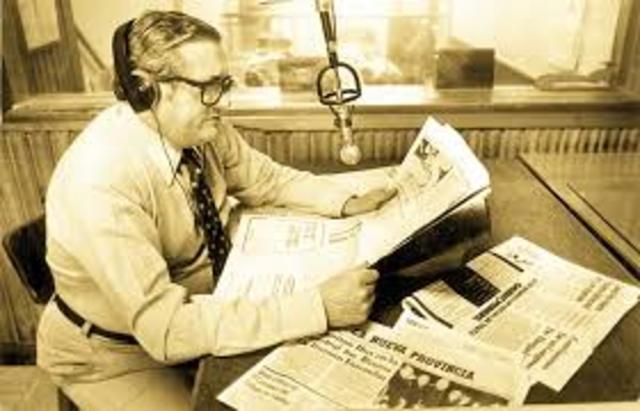 La gran competidora de la radio