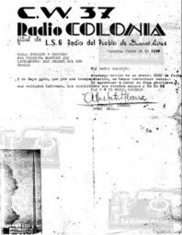 Censura de la radio