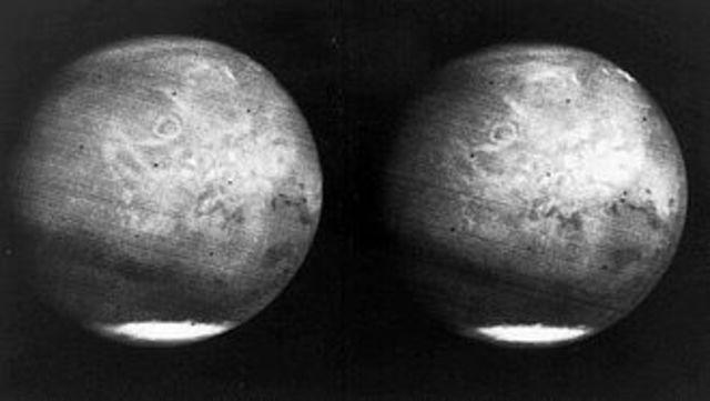 Mariner 6 and 7