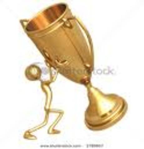 Won Nebraska High School Athlete of The Year Award