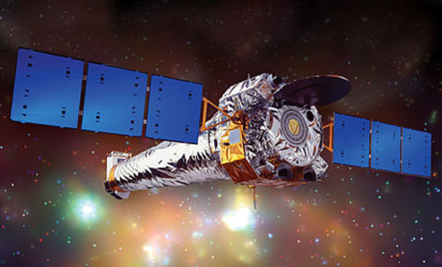 The Chandra X-ray Observatory