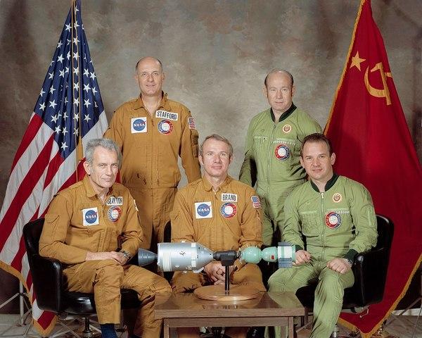 The Apollo–Soyuz Test Project