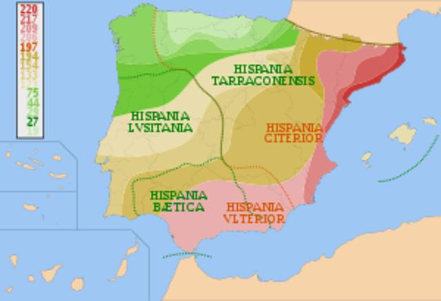 Conquesta Romana de Hispània
