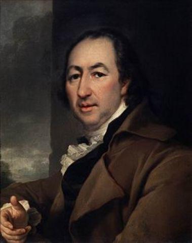 Николай Иванович Новиков появился на свет