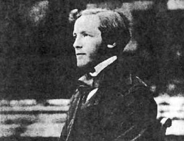 Джеймс Максвелл (James Maxwell), первый фотограф в цвете