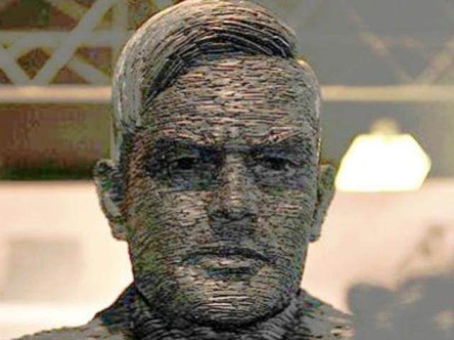Алан Тьюринг (Alan Turing), кодировщик Второй мировой войны