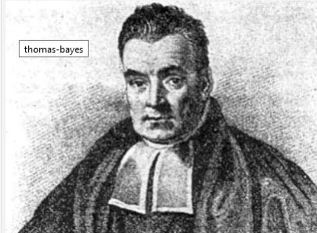 Томас Байес (Thomas Bayes), продвинувший статистику