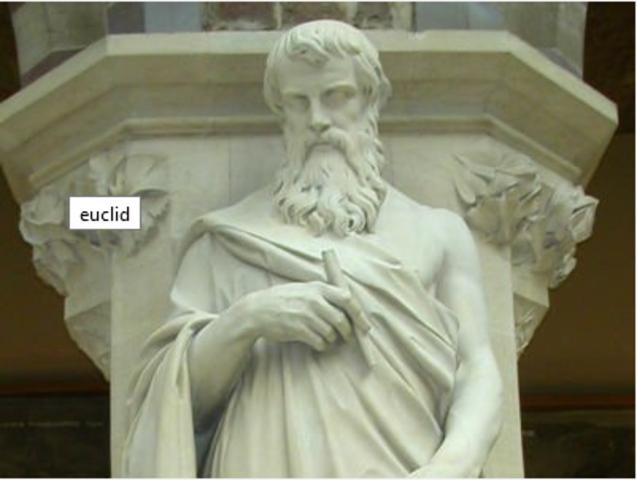 Евклид Александрийский (Εὐκλείδης) и его доказательства