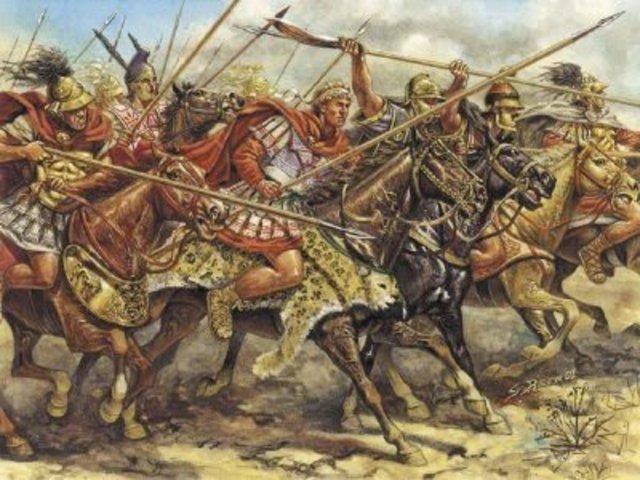 Filipo II se convierte en el rey de Macedonia
