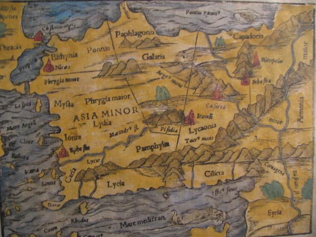 Saqueo a Atenas por el ejercito de Sila.