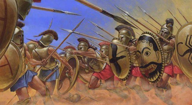 Filipo II derrota a la Liga Helénica en la batalla de Queronea y se convierte en el gobernador de Grecia