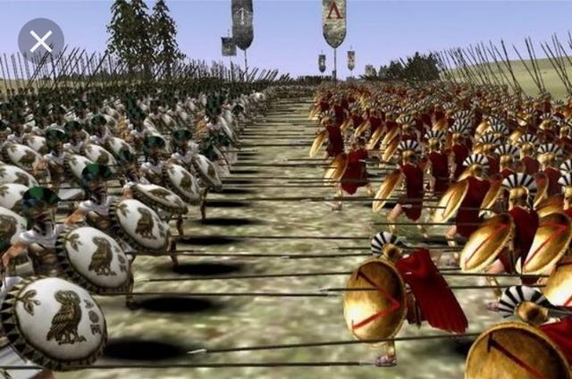 Esparta derrota a Atenas en la Guerra del Peloponeso.