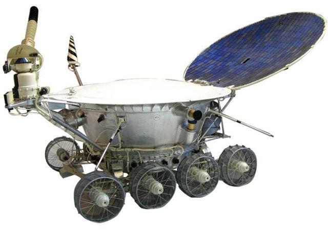 Lunokhod 1 de Lavotchkine
