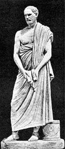 Filipo II se convierte en gobernante de Grecia.