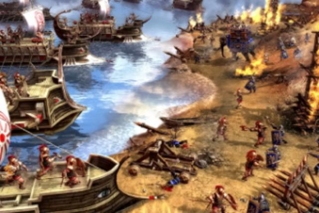 Batallas de las Termópilas y Salamina.