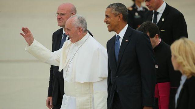 Visita del papa Francisco a Estados Unidos.