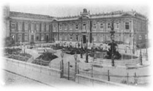 1808 - A Primeira Universidade no Brasil
