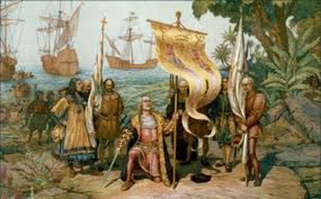 1492 - A Descoberta da América