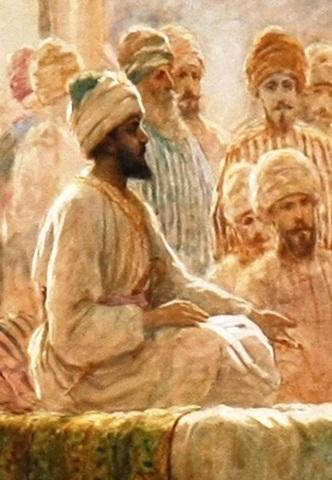 Inicio del gobierno de Adb-el-Raman III