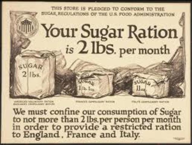 the Sugar Act was passed by Parliament