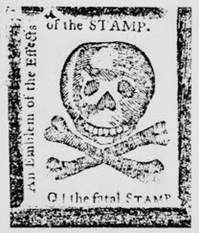 Stamp Act is Passed