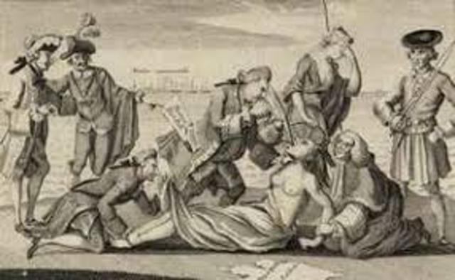 Intolerable Acts were passed