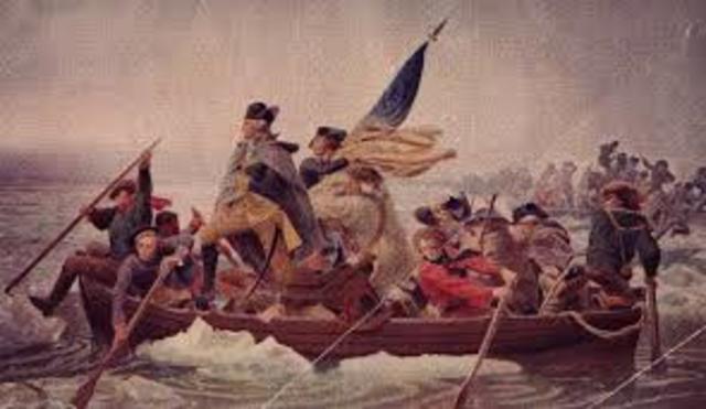 Revolutionary War Began