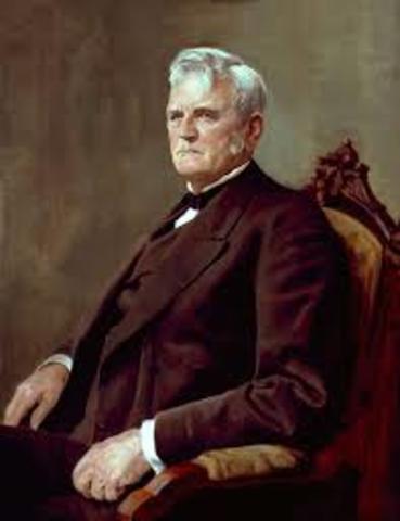 John Deere created the steel plow