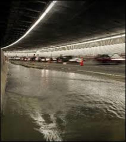 Big Dig Tunnel problems
