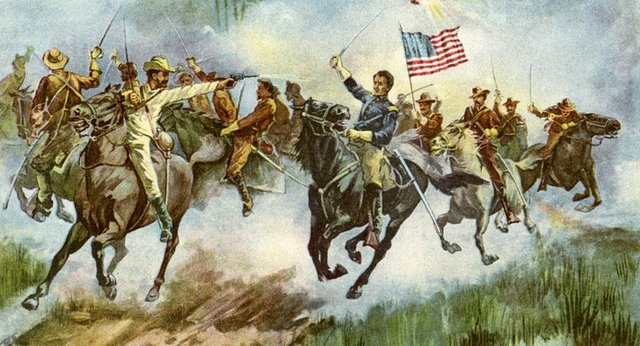 The Spanish American War Began