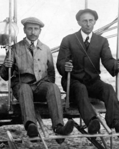 The Wright brothers make the first successful flight at Kitty Hawk, NC