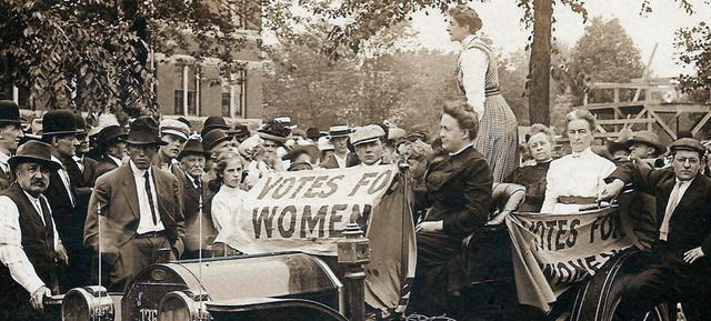 First National Woman's Rights Convention held