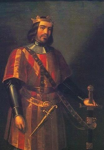 Primer Trastamára en la Corona de Aragón