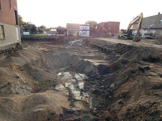 Big Dig Begins
