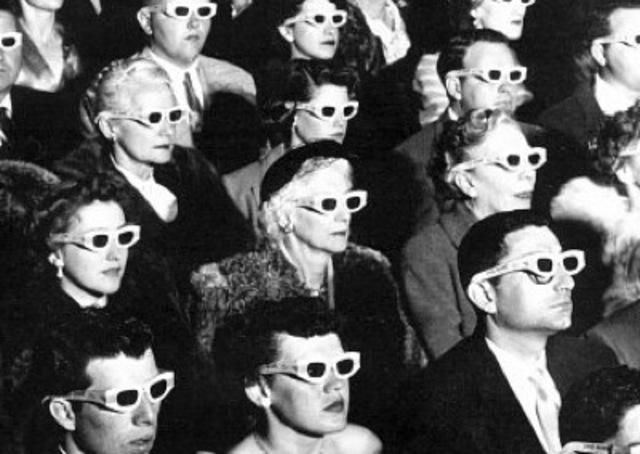 Primer largometraje en 3 dimensiones