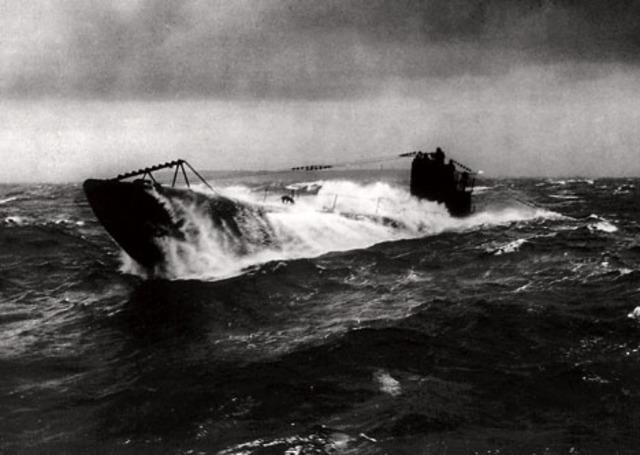 Unlimited Submarine Warfare