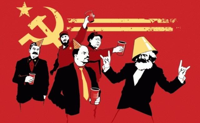Communist Fear