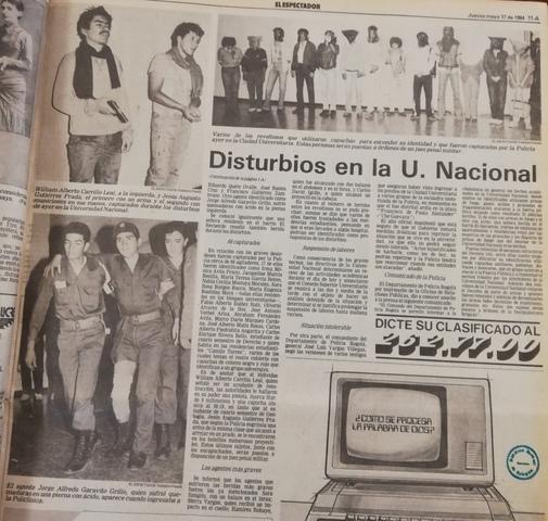 Los 80' en la UN