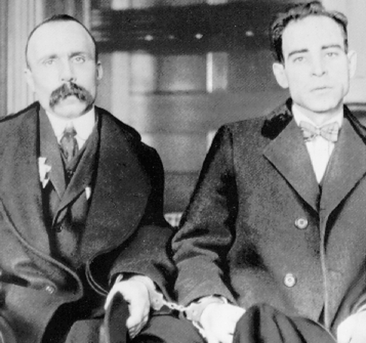 Trial of Sacco and Vanzetti