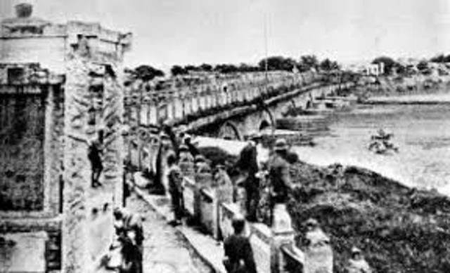 Marco Polo Bridge Incident