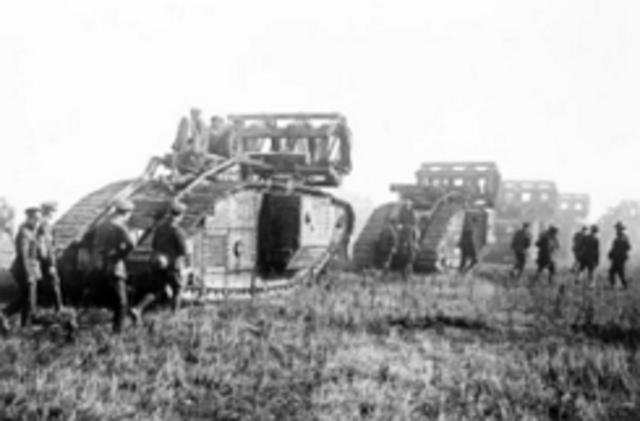 1918 - A Rendição Alemã e o fim da Primeira Guerra Mundial