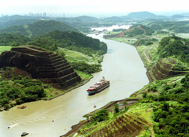 Panama Canal Tolls Act