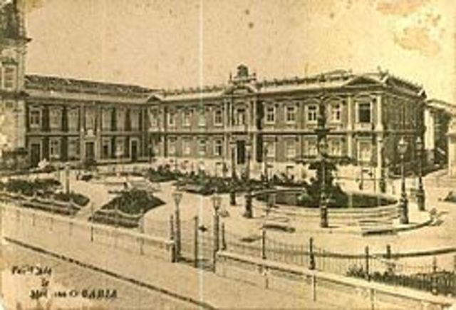 1931 - Fundação da Universidade Federal da Bahia