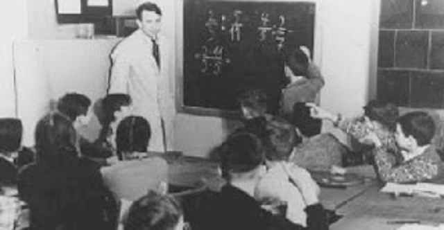 1934  - A educação na Alemanha Nazista e seu papel na modulação de ideias e comportamentos