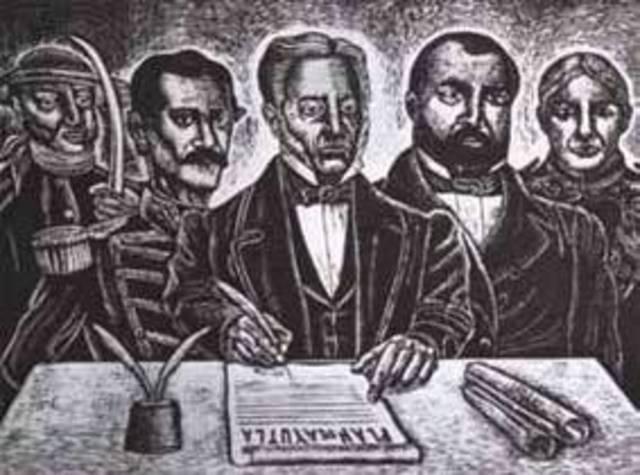 Dictadura de Santa Anna