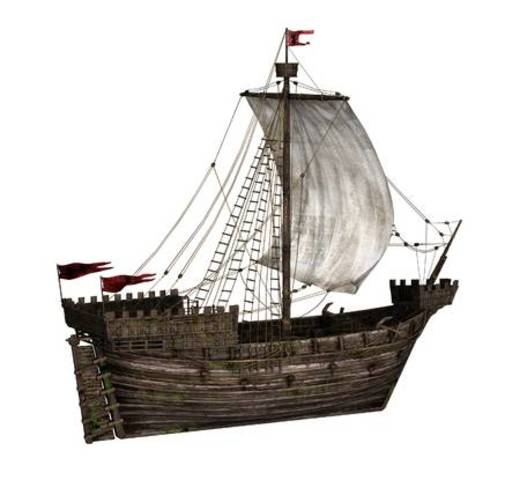 """""""Koggen"""" endnu et nyt skib bliver opfundet"""