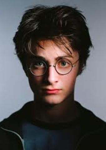 Naissance Harry James Potter