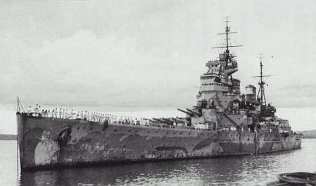 Second London Naval Treaty