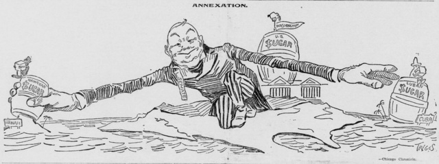 Annexation of Hawaii